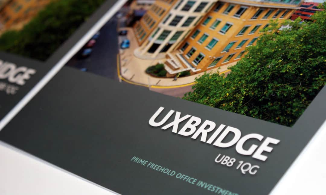 Uxbridge Freehold Offie Investment