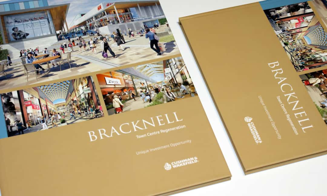 Bracknell Town Centre Regeneration