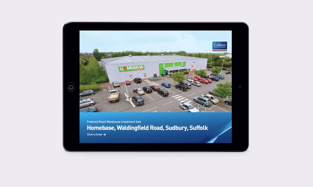 Colliers Homebase Sudbury