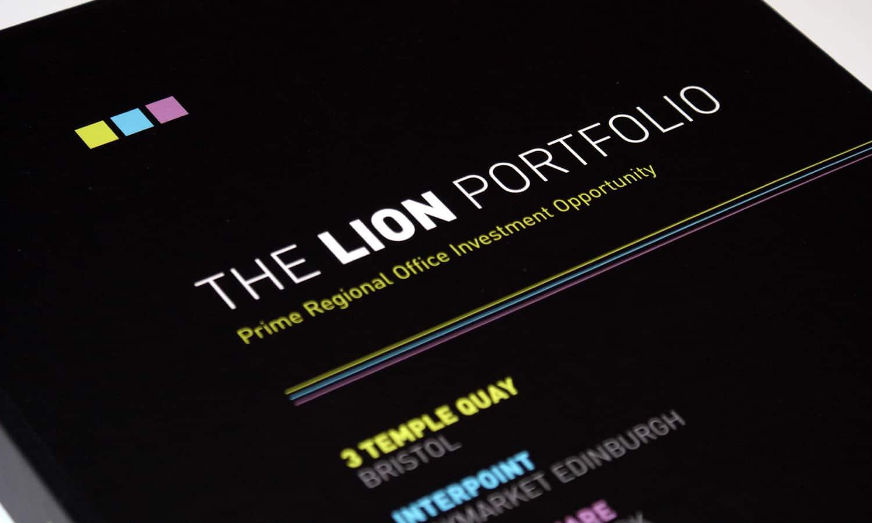 The Lion Portfolio