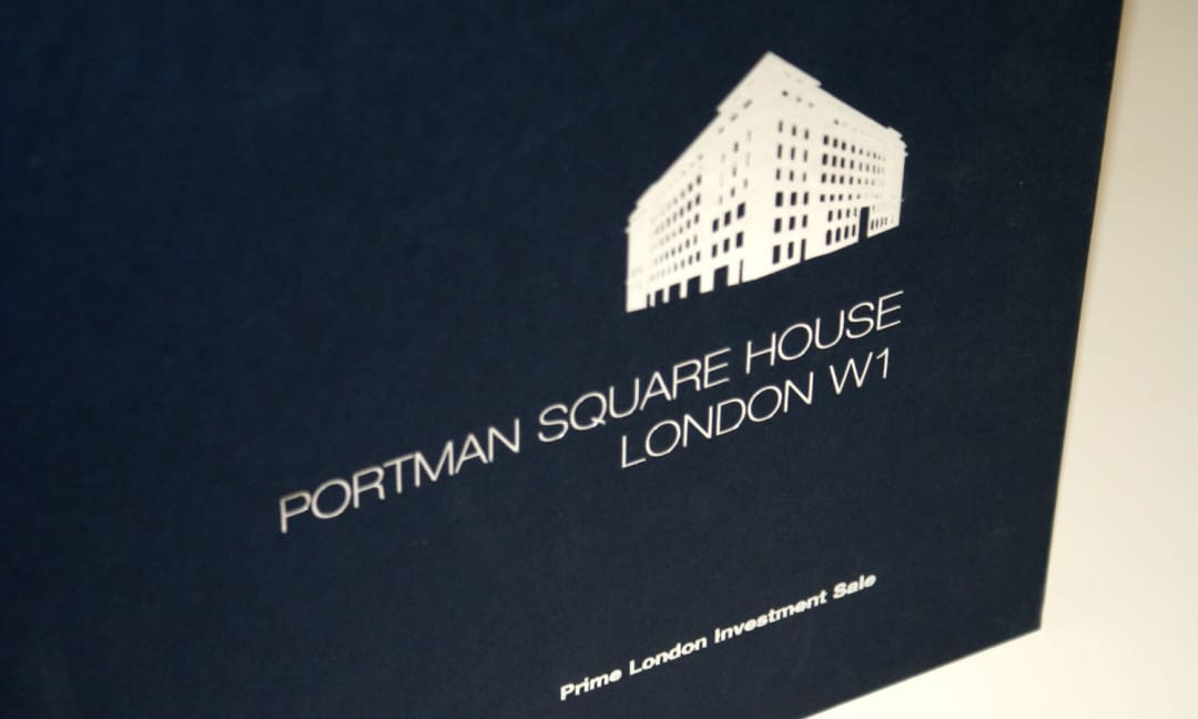 Portman Square House