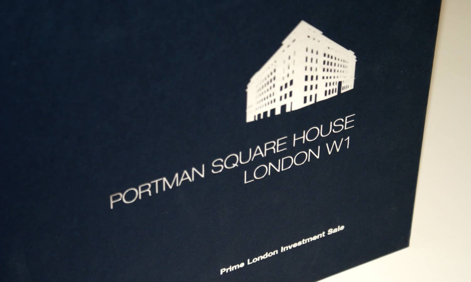 Portman Square House, London W1