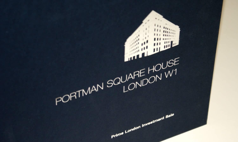 Portman Square House, London W1