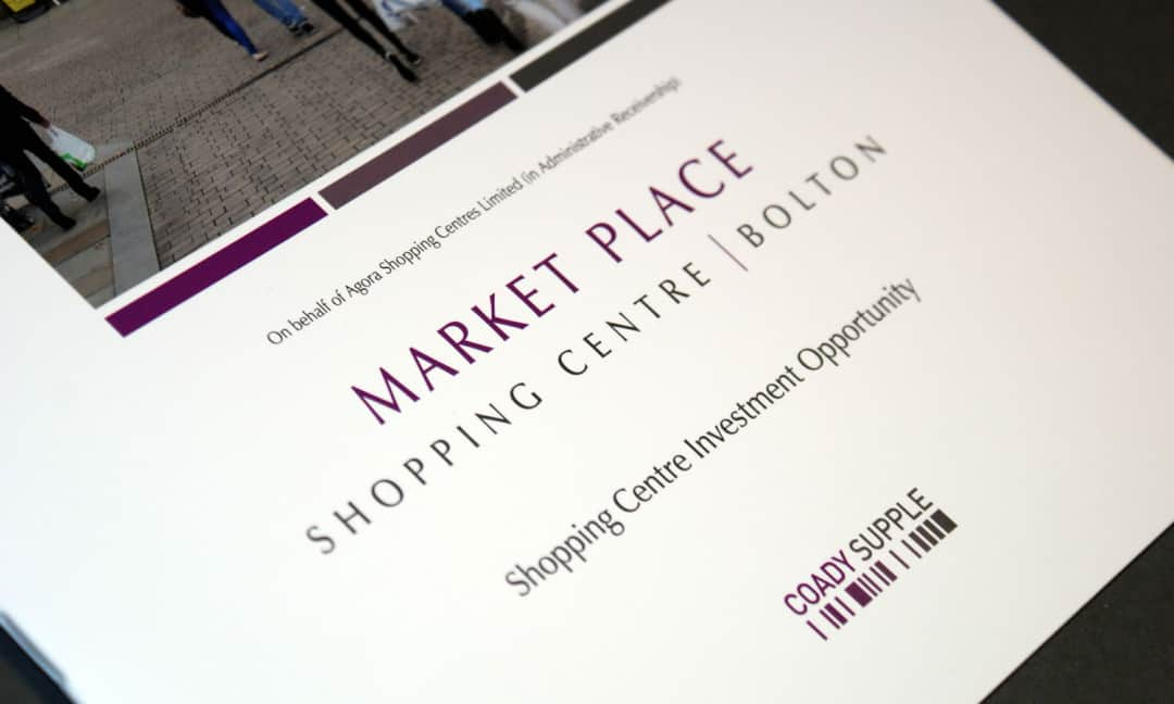 Market Place Shopping Place Investment