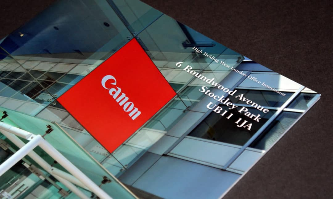 Canon Investment
