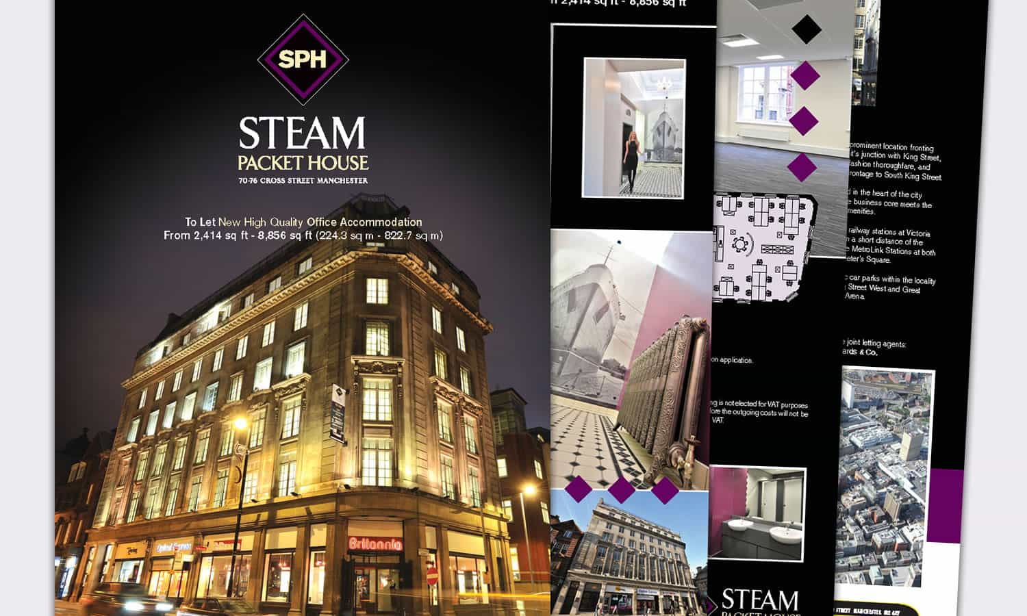 Steam Packet House