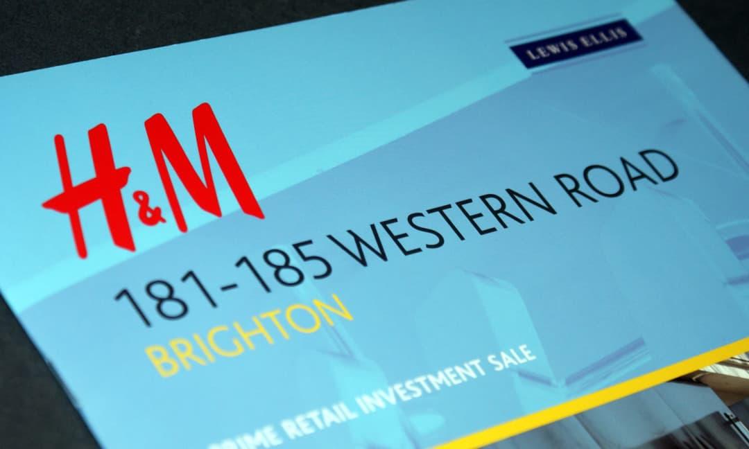 H&M 181-185 Western Road