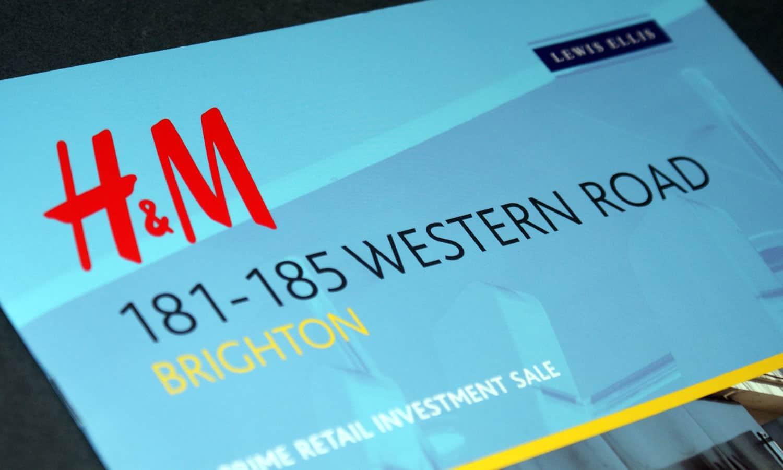 H&M, Brighton