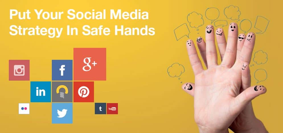 Put Your Social Media Strategy In Safe Hands with Creativeworld