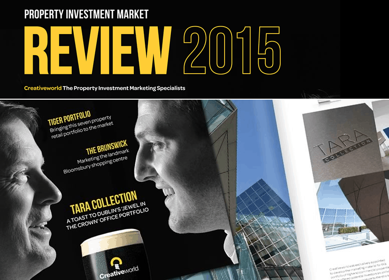 Creativeworld Launch Property Investment Market Review 2015