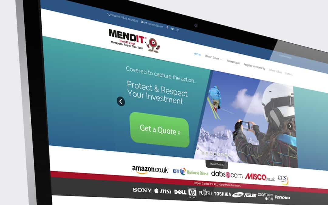 MendIT in Safe Hands with Creativeworld for new Digital Focus
