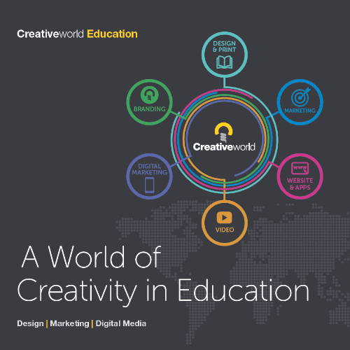 Creativeworld Education Brochure