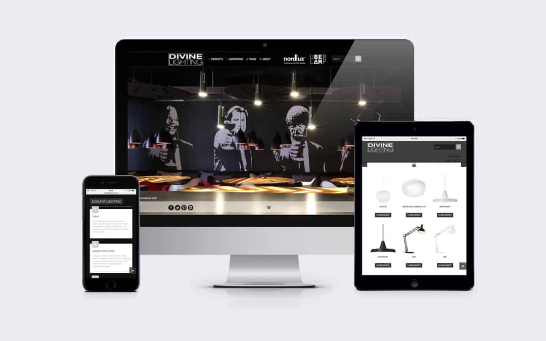 Creativeworld Deliver Divine E-commerce Solution for Leading Light Distributor
