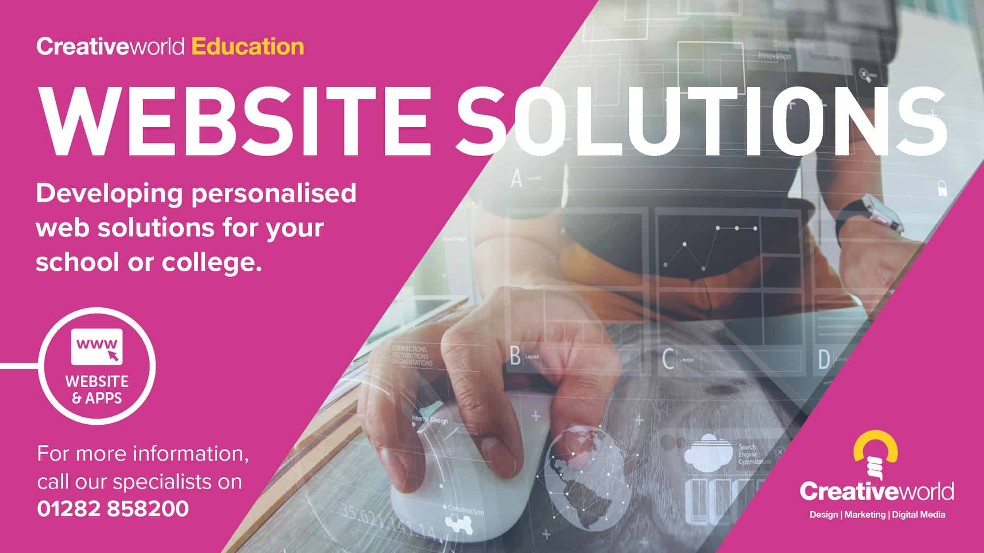 School Website solutions