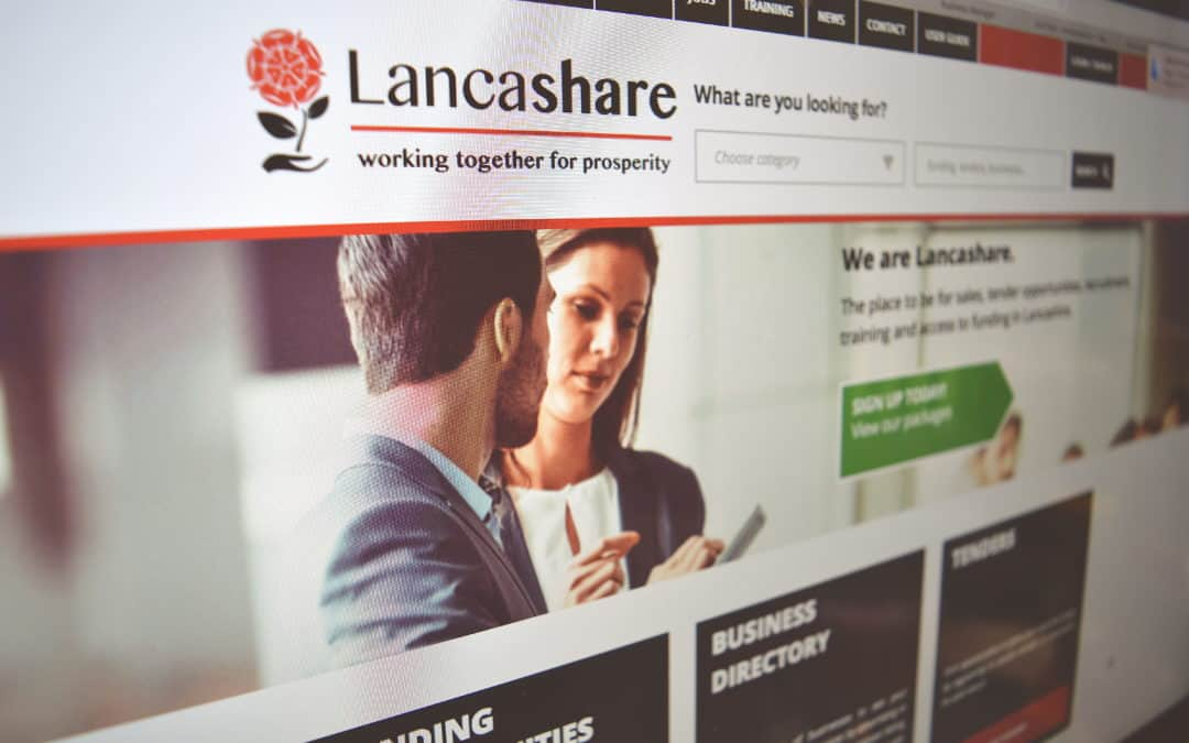 Creativeworld becomes a part of Lancashare – 'The hub for Lancashire businesses'