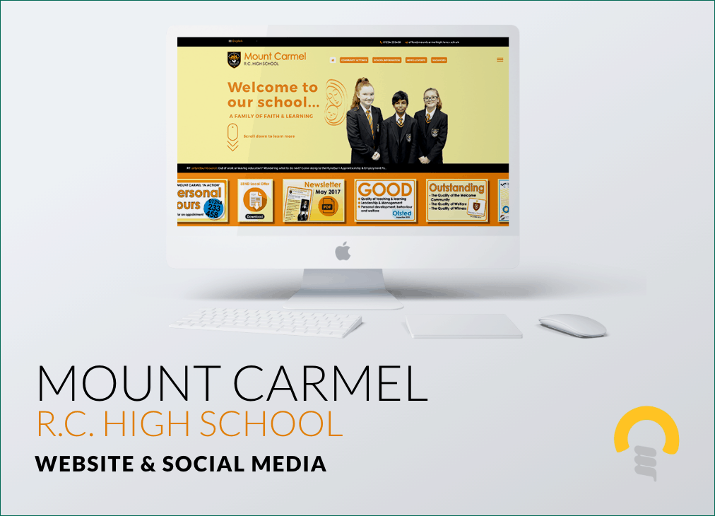 Mount Carmel School website