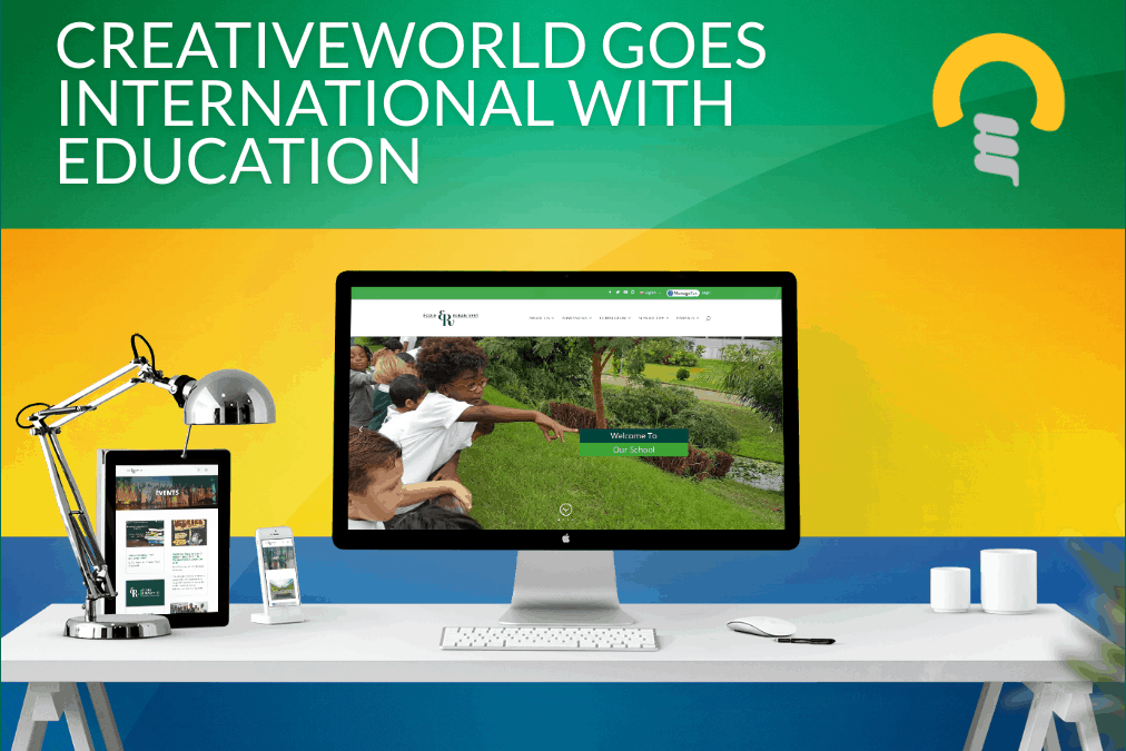 Creativeworld Goes International In Education