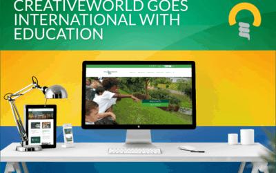 Creativeworld Goes International In Education
