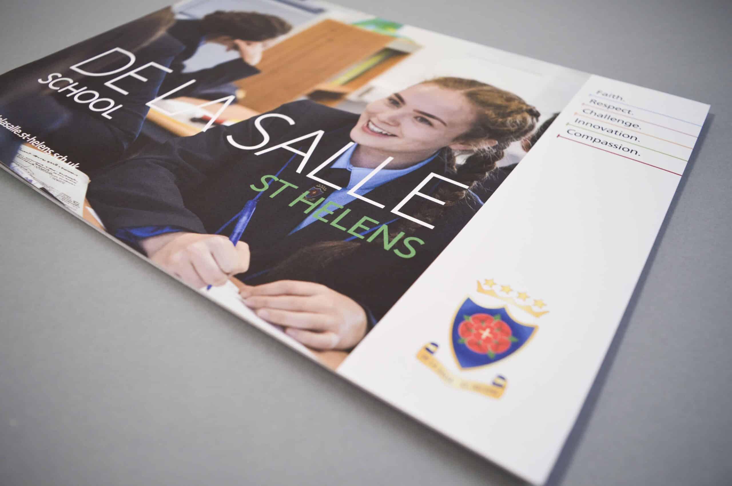 De La Salle School Marketing Strategy
