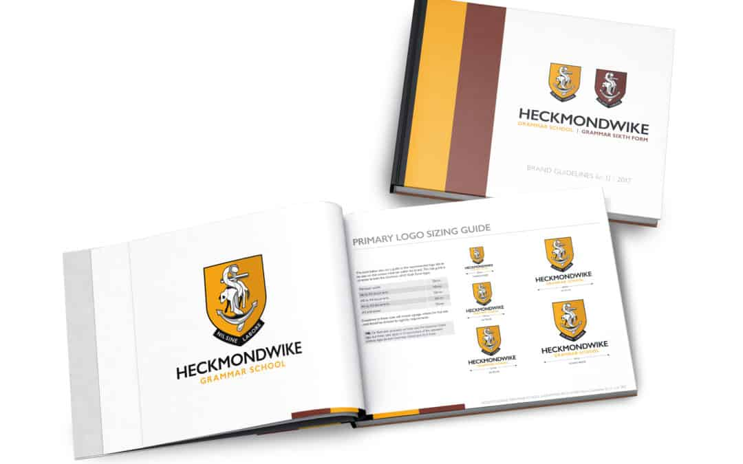 Rebrand for prestigious Heckmondwike Grammar School