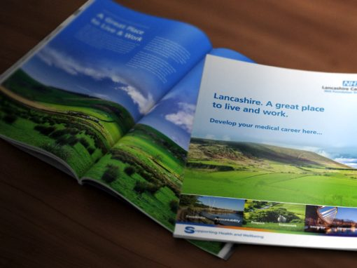 Lancashire Care NHS Foundation Trust Recruitment Campaign