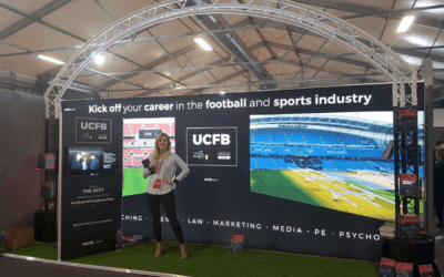 UCFB chooses Creativeworld