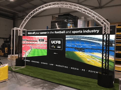 UCFB Display System