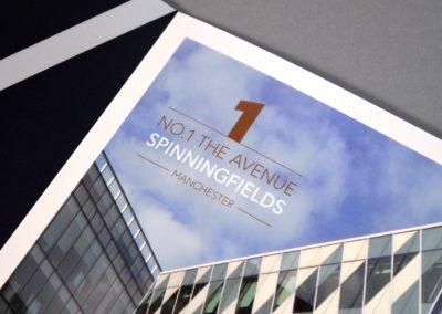 No.1 The Avenue Spinningfields