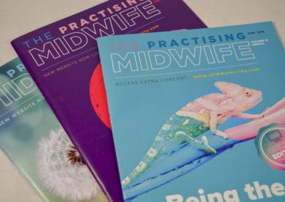 The Practising Midwife Journal