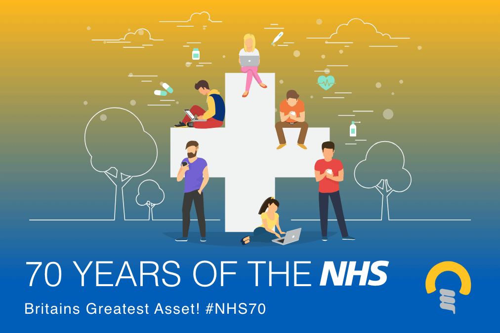 The NHS turns 70
