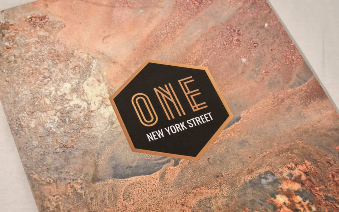 One New York Street
