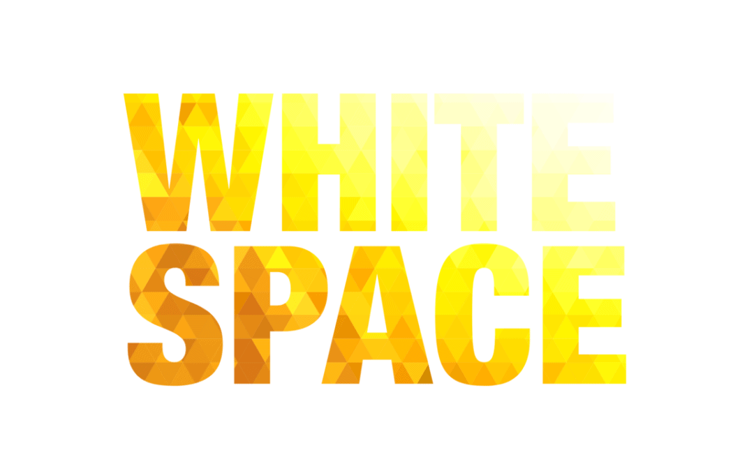 Why Whitespace can be your friend – By Adam Wood