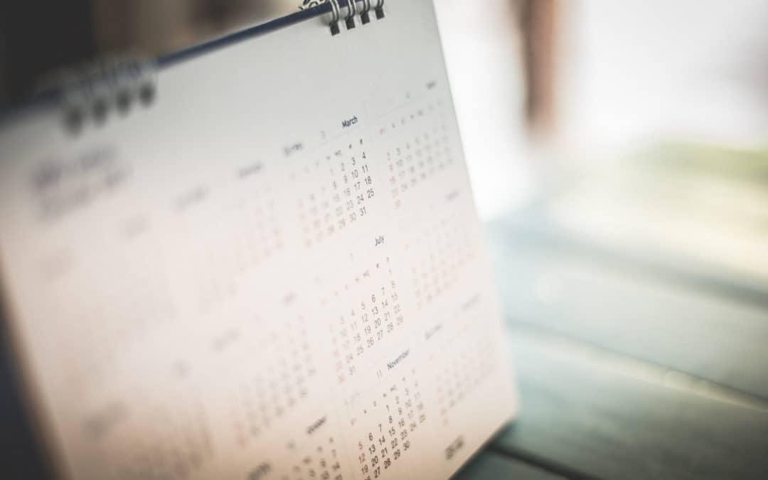 Your November Social Media Calendar 2018