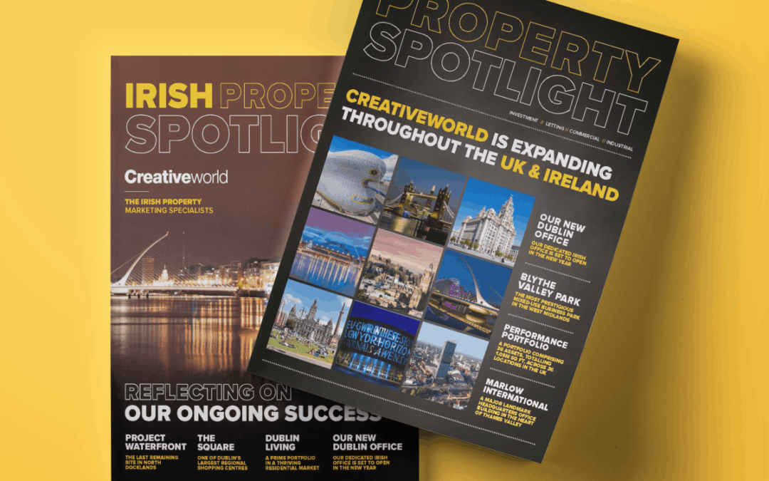 Creativeworld launches UK and Ireland Property Spotlights
