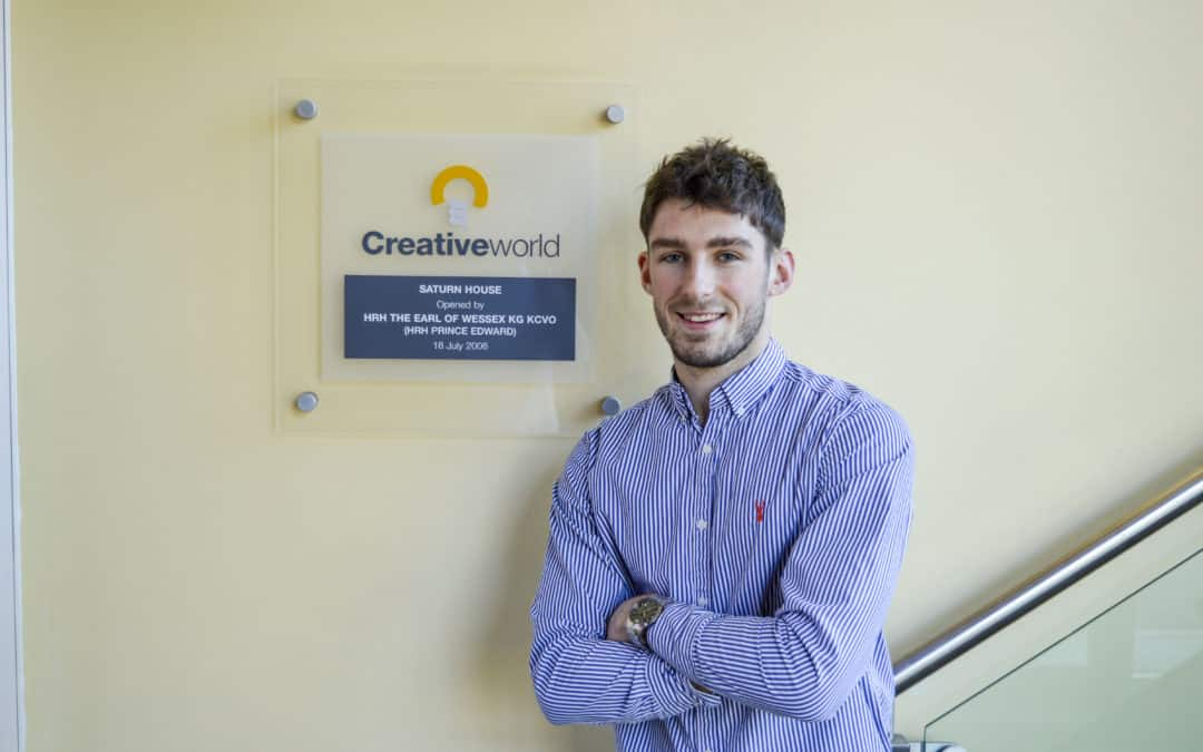 Alex Wood gives an insight into digital marketing apprenticeship
