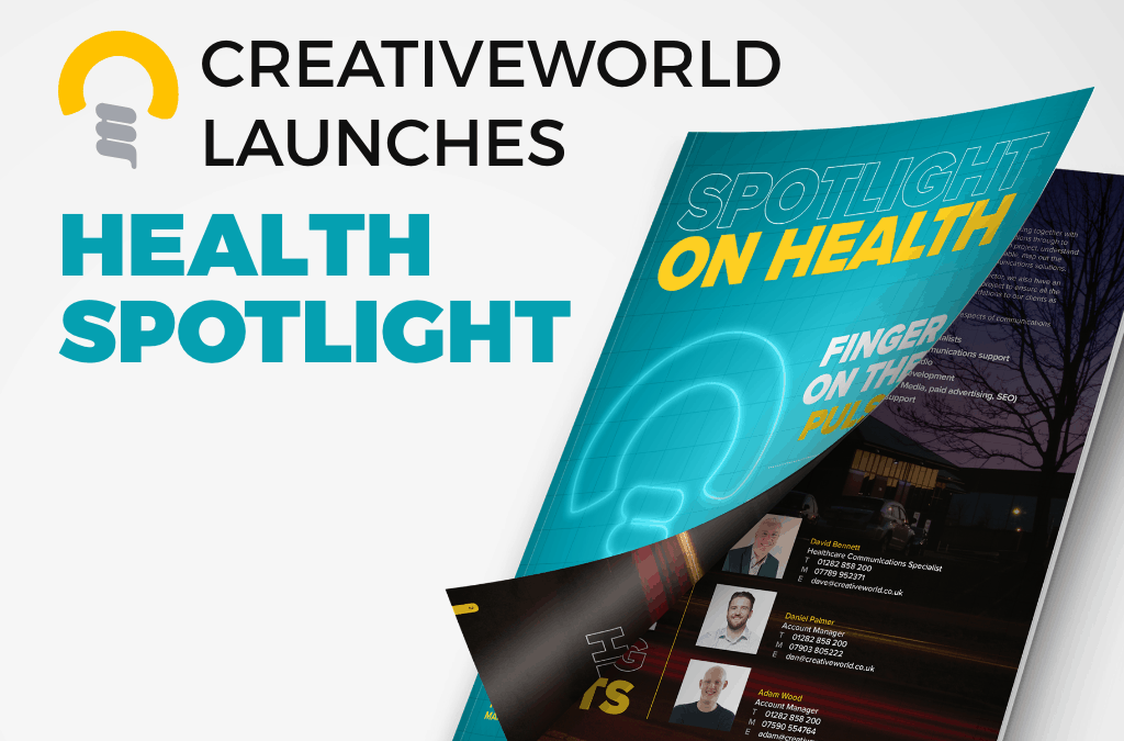 Creativeworld Launches Health Spotlight
