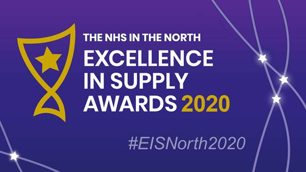 Creativeworld Nominated For NHS in the North Excellence in Supply Awards