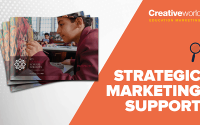 5 Reasons why a marketing strategy is vital for your school's success
