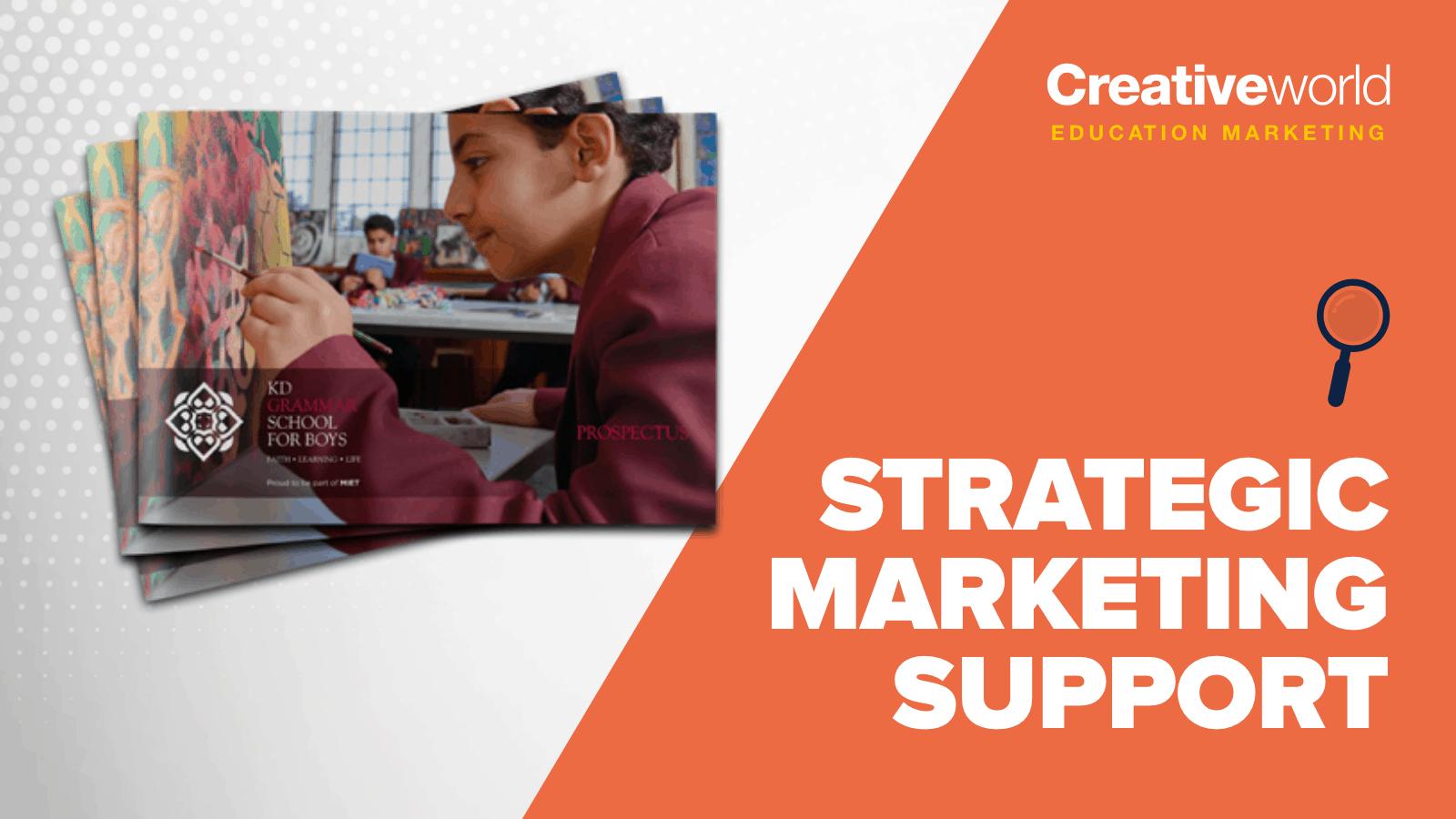 School Strategic Marketing
