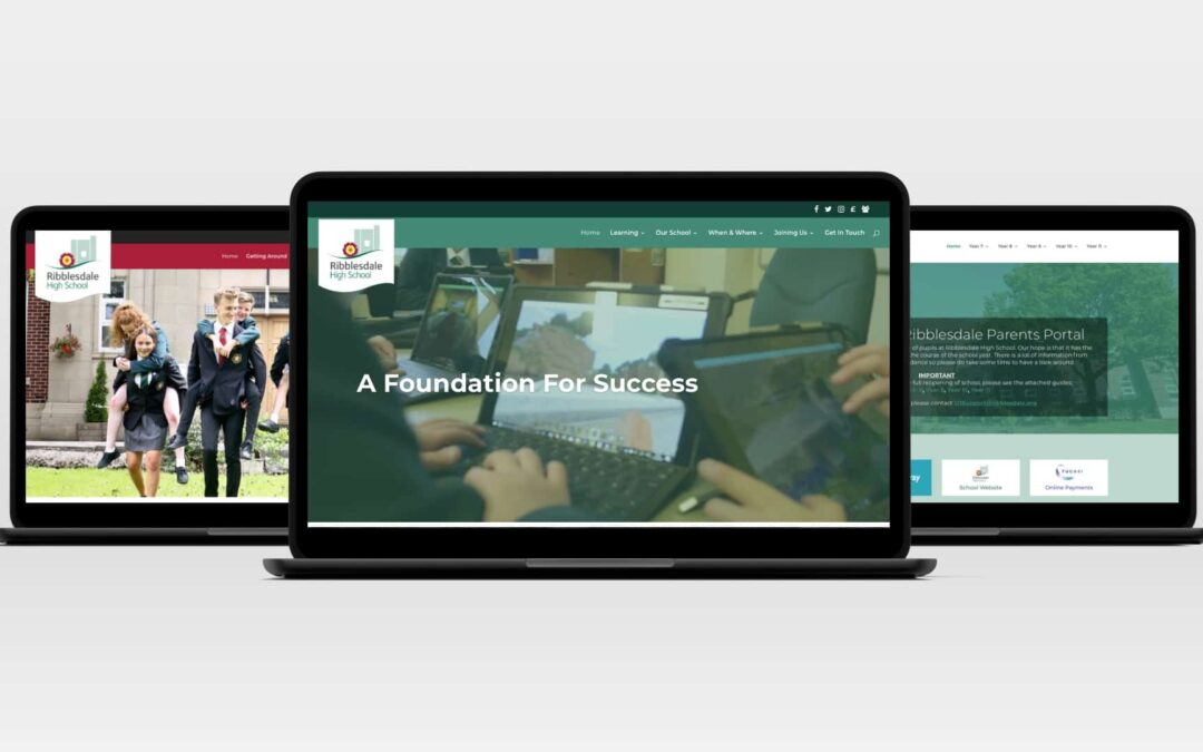 What Makes A Successful School Website?